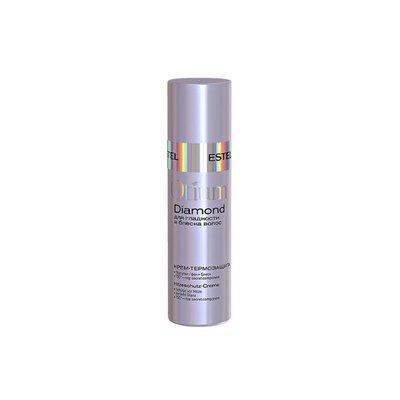 Крем-термозащита для гладкости и блеска волос ESTEL OTIUM DIAMOND, 100мл