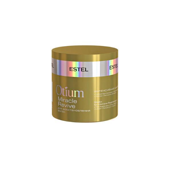 Интенсивная маска для восстановления волос ESTEL OTIUM MIRACLE REVIVE, 300мл