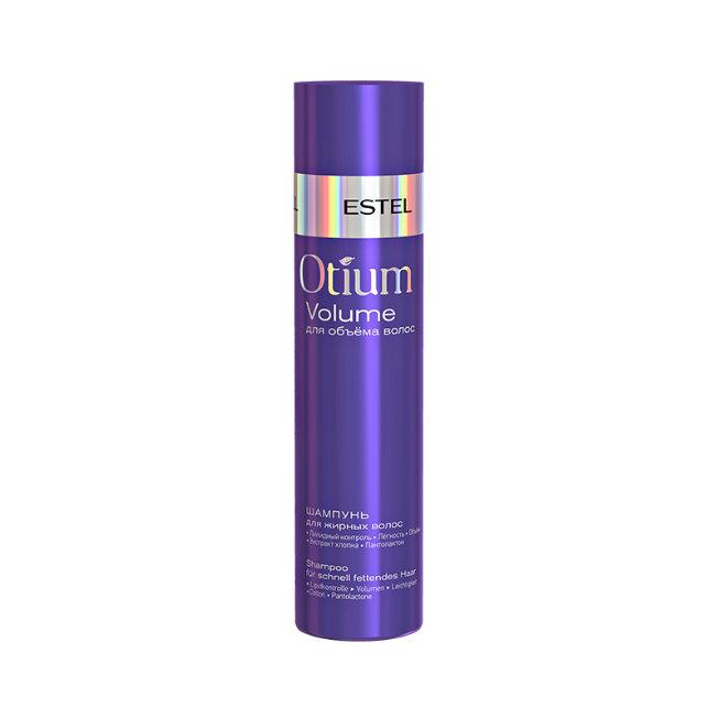 Шампунь для объёма жирных волос ESTEL OTIUM VOLUME, 250мл
