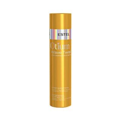 Крем-шампунь для вьющихся волос ESTEL OTIUM WAVE TWIST, 250мл
