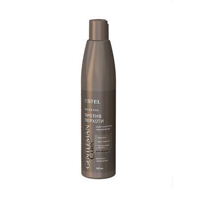 Шампунь для волос от перхоти ESTEL CUREX GENTLEMAN, 300мл