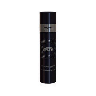 Шампунь для волос от перхоти ALPHA HOMME  250мл.
