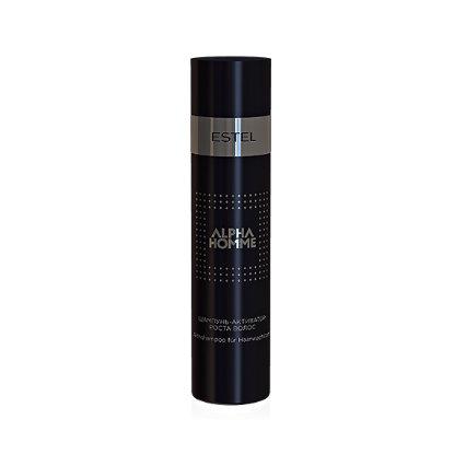 Шампунь-активатор роста волос ALPHA HOMME  250мл.