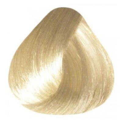 Краска для волос ESTEL De Luxe 10/01Cветлый блондин натурально-пепельный