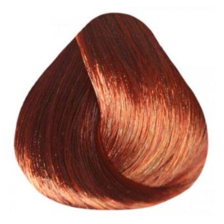 Краска для волос ESTEL De Luxe 6/50 Темно-русый красный для седины