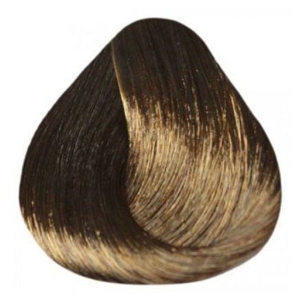 Краска для волос ESTEL De Luxe 5/70 Светлый шатен коричневый для седины