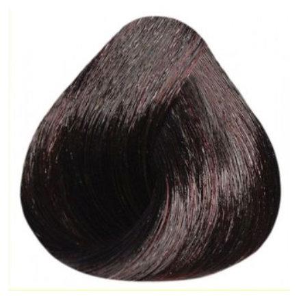 Краска для волос ESTEL De Luxe 4/75 Шатен коричнево-красный
