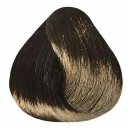 Краска для волос ESTEL De Luxe 4/70 Шатен коричневый для седины