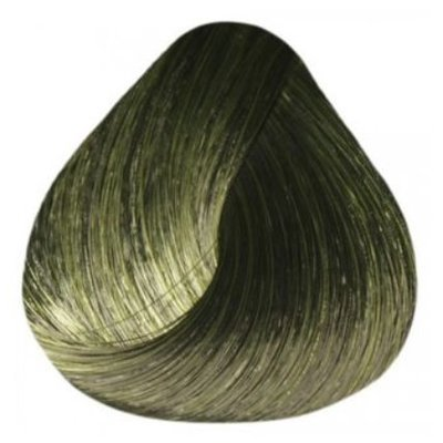 Краска-корректор для волос без аммиака ESTEL Sense De Luxe 0/22 зеленый, 60мл