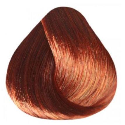 Краска для волос ESTEL De Luxe Silver 6/5 Темно-русый красный, 60мл