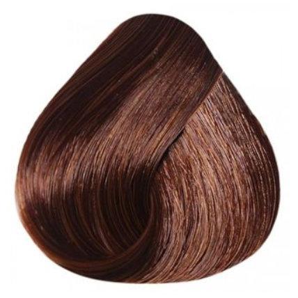 Краска для волос ESTEL De Luxe Silver 6/4 Темно-русый медный, 60мл
