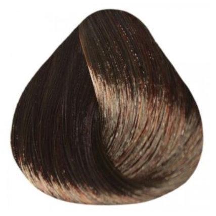 Краска для волос ESTEL De Luxe Silver 5/75 Светлый шатен коричнево-красный, 60мл