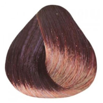 Краска для волос ESTEL De Luxe Silver 5/6 Светлый шатен фиолетовый, 60мл