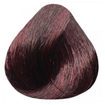 Краска для волос ESTEL De Luxe Silver 5/56 Светлый шатен красно-фиолетовый, 60мл