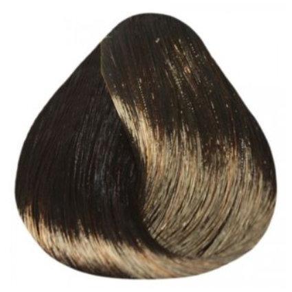 Краска для волос ESTEL De Luxe Silver 4/7 Шатен коричневый, 60мл
