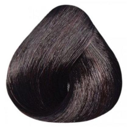 Краска для волос ESTEL De Luxe Silver 4/6 Шатен фиолетовый, 60мл
