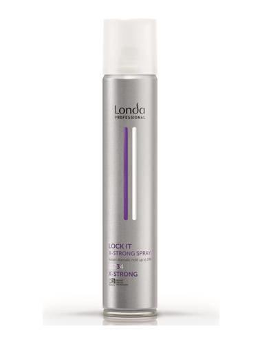 Лак экстрасильной фиксации Londa Professional Lock It для волос, 500 мл