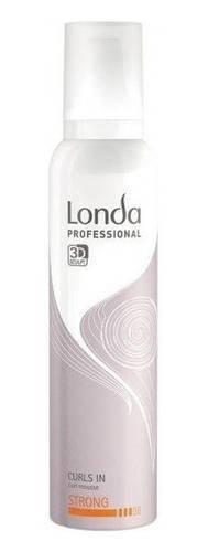 Мусс сильной фиксации Londa Professional CURLS IN для кудрявых волос, 150 мл