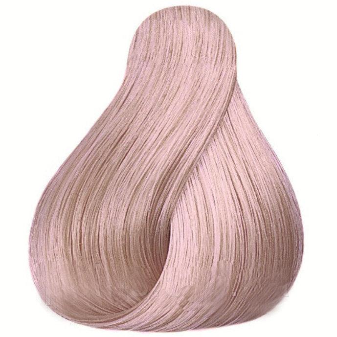 Крем-краска Londa Color для волос стойкая 10/65 Яркий блонд фиолетово-красный, 60мл