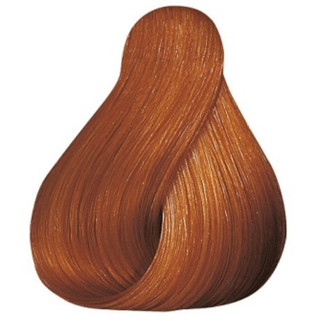 Крем-краска Londa Color для волос стойкая 7/34 Блонд золотисто-медный, 60мл