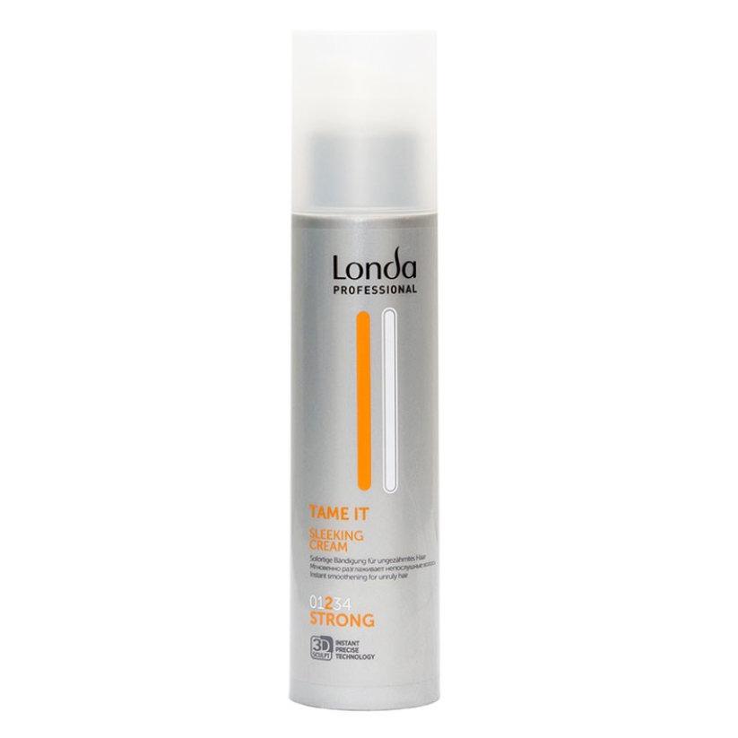 Крем разглаживающий для волос сильной фиксации Londa Professional TAME IT, 200 мл