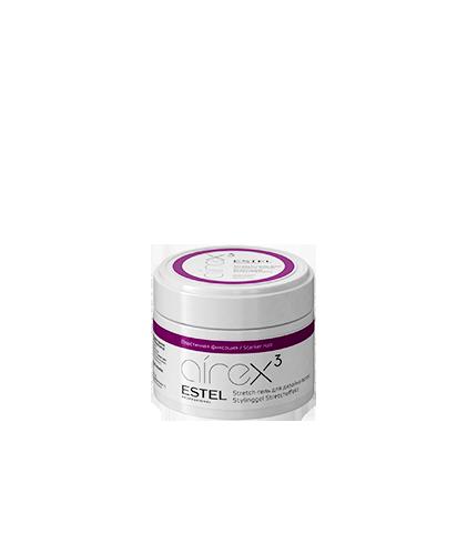 STRETCH-гель для дизайна волос пластичной фиксации ESTEL AIREX, 65мл