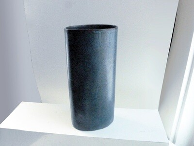 Vintage Cylinder 49 Vase done in Blueberry Glaze