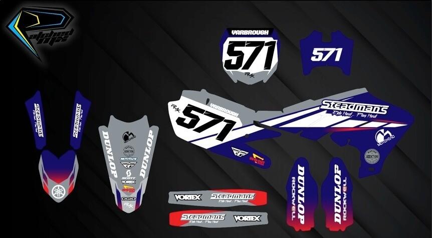 Big Bike Graphics (125cc and up)