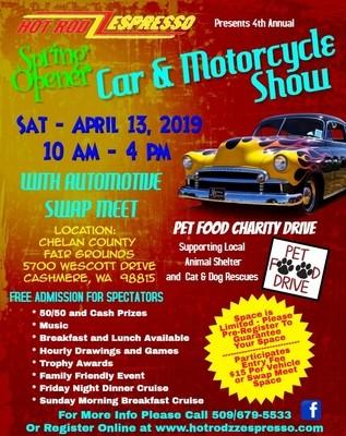 Show Registration Fee's