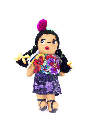 Guatemalan Doll - Ishta Chula - No. 1