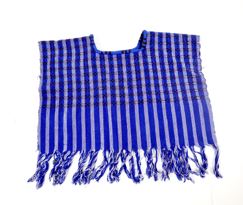 YOUTH Huipil | Hand Woven Blouse | Vintage Top - SMALL Size