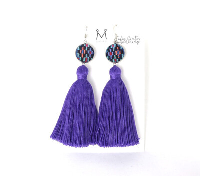 HUIPILITOS with Tassels