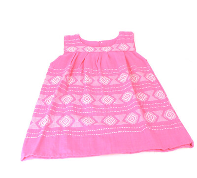Hand-loomed Dress - Large
