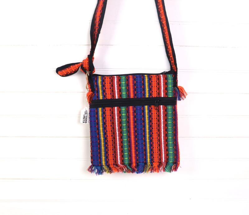 Guatemalan Woven Pouch