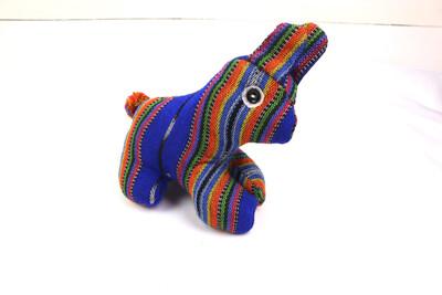 Conejo Azul - Blue Rabbit