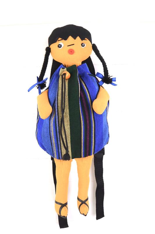 Mayan Mochilita - Nena No. 2