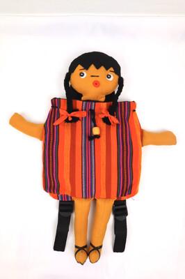Mayan Mochilita - Nena No. 4