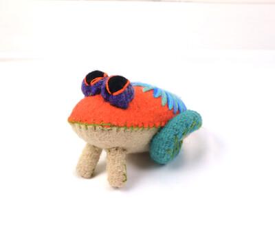 Mayan Frog