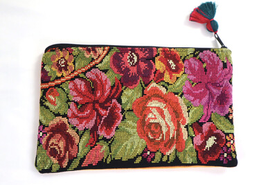 Artisan Travel Pouch - Large