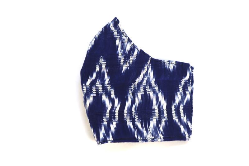 Reusable Fabric Mask - San Juan (LARGE)