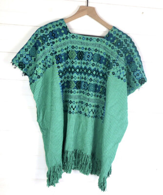 ​Huipil | Hand Woven Blouse | NEW Top - Huehuetenango