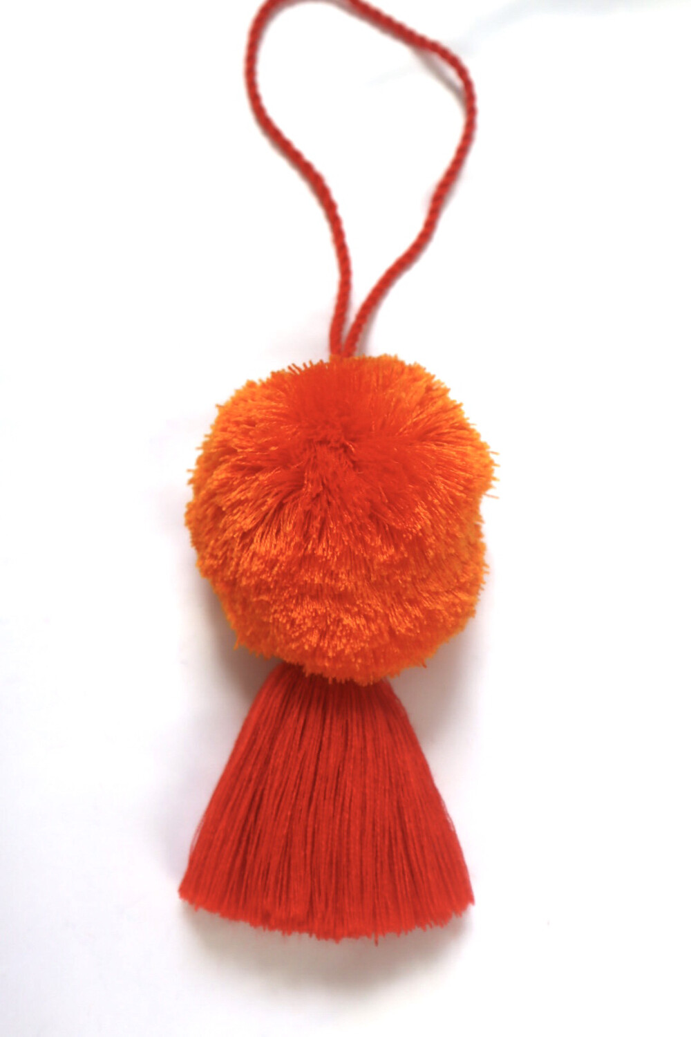 Pom Pom Ball Tassel - XL  (No. 261)