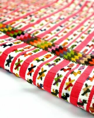 Hand-woven Textile