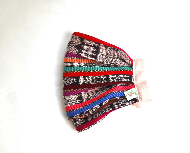 Reusable Face Covers - Textile No. 9  (MEDIUM)