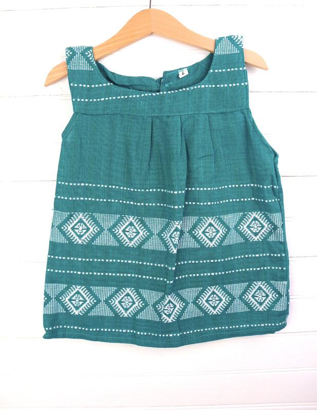 Hand-loomed Dress - Small