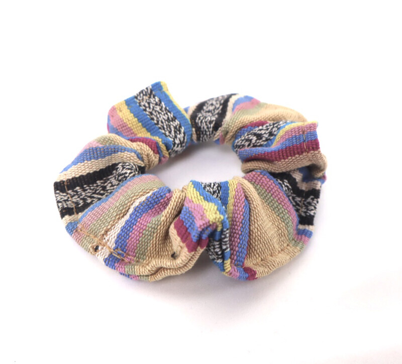 Guatemalan Scrunchies
