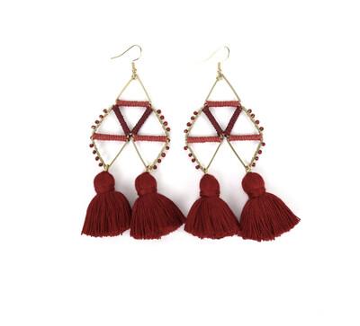 BARRILETES Earrings - Large