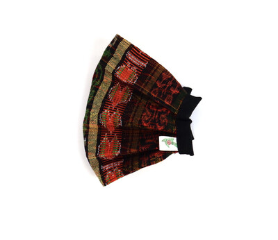 Reusable Face Covers - Textile No. 3 (MEDIUM)