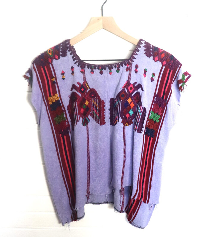 ​Huipil | Vintage Top - Chajul (SMALL)