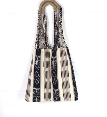 Handwoven Market Bag - No. 1